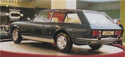 1971 peugeot 504 break riviera pininfarina studios. Black Bedroom Furniture Sets. Home Design Ideas