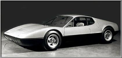 1971 Ferrari Berlinetta Boxer (Pininfarina)