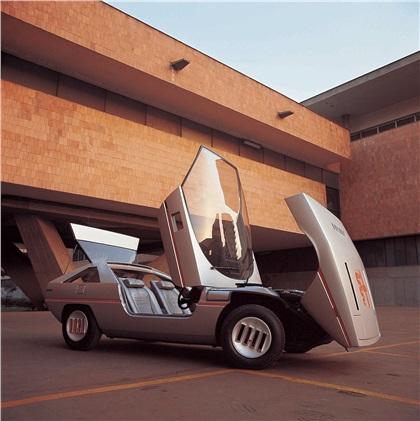 1971 Alfa Romeo Caimano (ItalDesign)