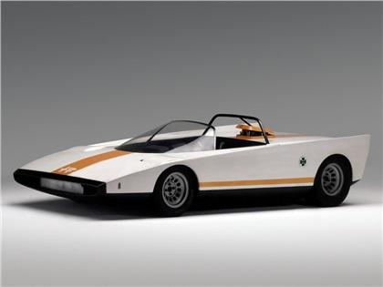 1971 Alfa Romeo P33 Cuneo (Pininfarina)