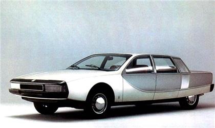 1971 NSU Ro-80 (Pininfarina)