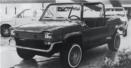 1972 Fiat 127 Holiday (Francis Lombardi)