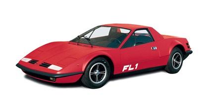 1972 Lancia 2000 IE FL1 (Francis Lombardi)