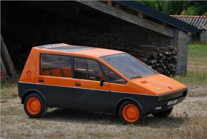 1972 Peugeot 204 Taxi H4 (Heuliez)