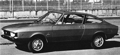 1972 Fiat 127 Coupe (Moretti)