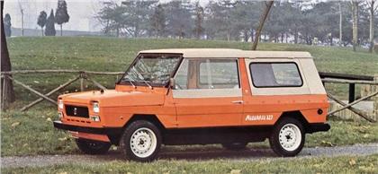 1971 Fiat 127 Midimaxi (Moretti)