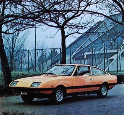 1972 Fiat 132 Coupe (Moretti)