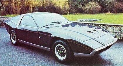 1972 Aston Martin DBS V8 'Sotheby Special' (Ogle)