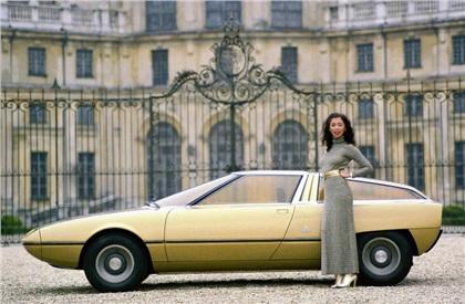 1972 Citroen Camargue (Bertone)