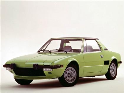 1972 Fiat X1/9 (Bertone)