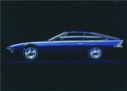1972 Maserati Khamsin (Bertone)