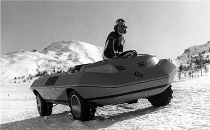 1972 Suzuki Go (Bertone)