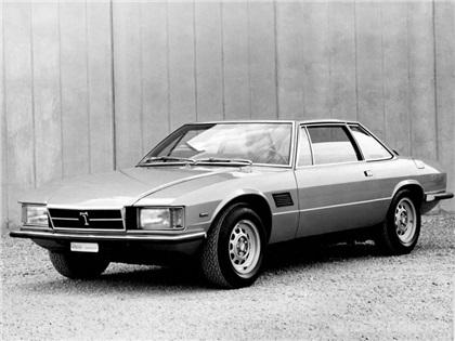 1972 DeTomaso Longchamp (Ghia)
