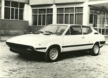 1971 Fiat Pulsar (Michelotti)