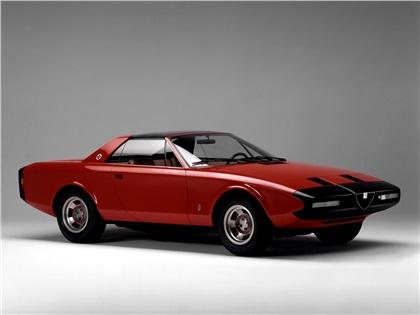 1972 Alfa Romeo Alfetta Spider (Pininfarina)
