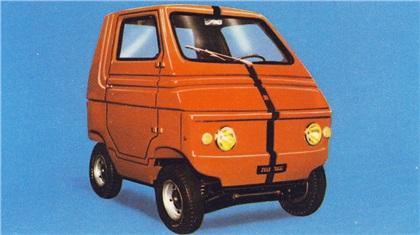 1972 Zagato Zele