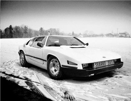1973 Sbarro SV1
