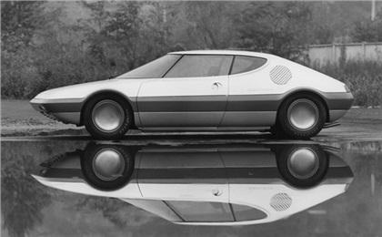 1973 NSU Trapeze (Bertone)