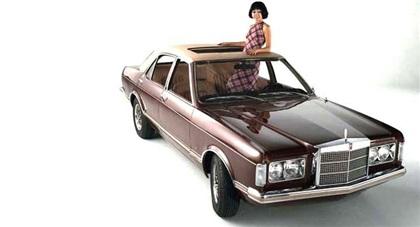1973 Lincoln Mark I (Ghia)