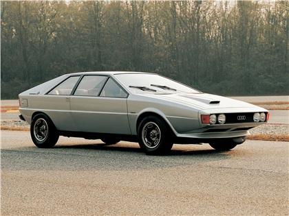 1973 Audi Karmann Asso di Picche (ItalDesign)