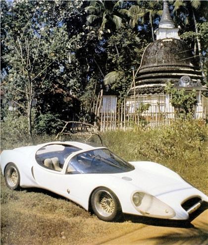 1974 Colani GT2