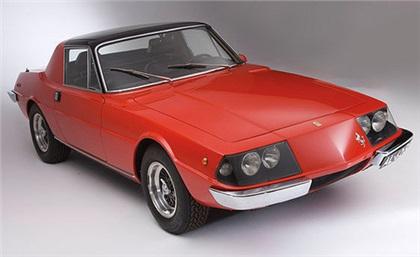 1974 Ferrari 330 Convertibile (Zagato)
