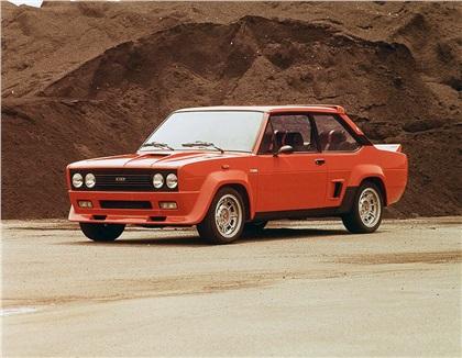 1975 Fiat 131 Abarth (Bertone)