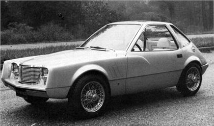 1975 Ford Flashback (Ghia)