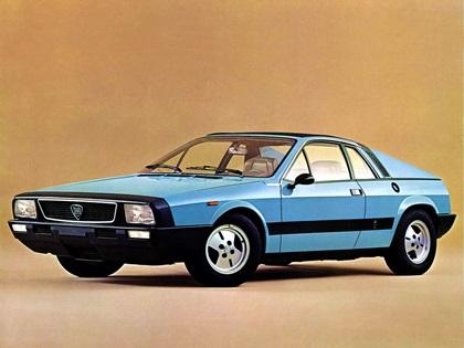1975 Lancia Beta Montecarlo (Pininfarina)