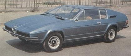 1975 BMW 3.0 Si (Frua)