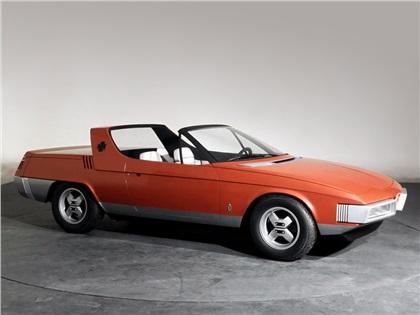 1975 Alfa Romeo Eagle (Pininfarina)