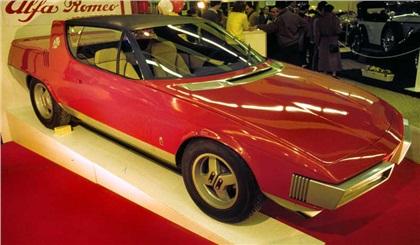 Pininfarina Alfa Romeo Eagle Spider on Alfa Romeo Spider Roll Bar