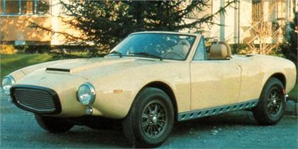 1976 Lancia FF Spider (Felber)