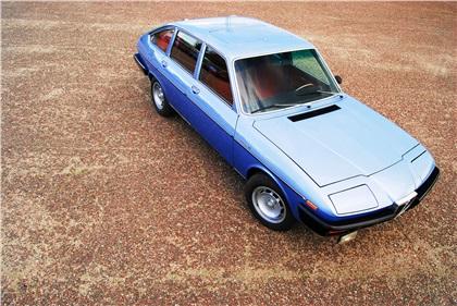 1976 Lancia Beta FF (Felber)