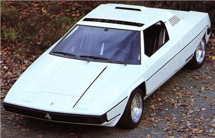 1976 Ferrari Rainbow (Bertone)