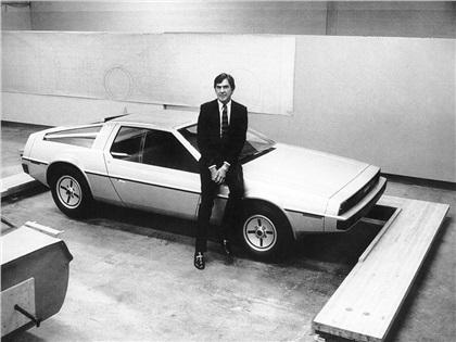 1981 DeLorean DMC 12 (ItalDesign)