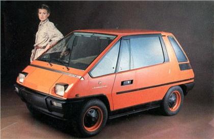 1976 Fiat City Car (Michelotti)