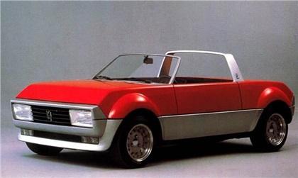 1976 Peugeot Peugette (Pininfarina)