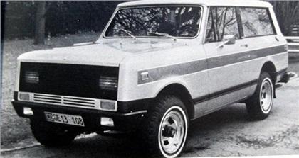 1978 Felber Oasis