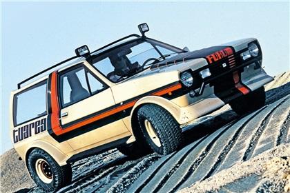 1978 Ford Fiesta Tuareg (Ghia)