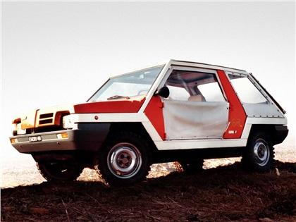 1978 Michelotti Every 4R
