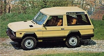 1978 Fiat Campagnola 2000 Sporting 4x4 (Moretti)