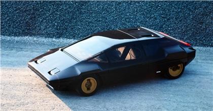 1978 Lancia Sibilo (Bertone)