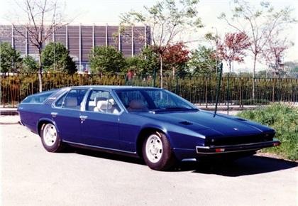 1978 Lamborghini Faena (Frua)