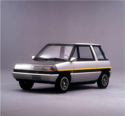 1978 Fiat Ecos (Pininfarina)