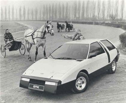 1979 Ford GTK (Ghia)
