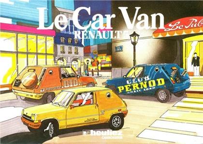 1979 Renault Le Car Van (Heuliez)