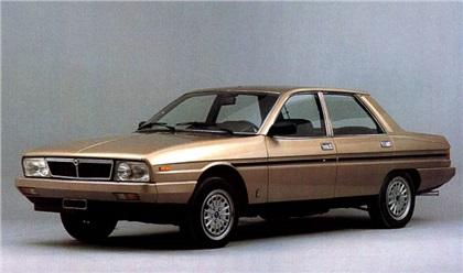 1980 Lancia Gamma Scala (Pininfarina)