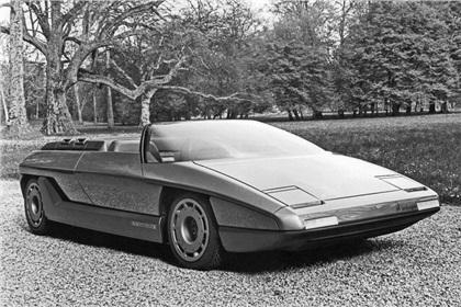 1980 Lamborghini Athon (Bertone)