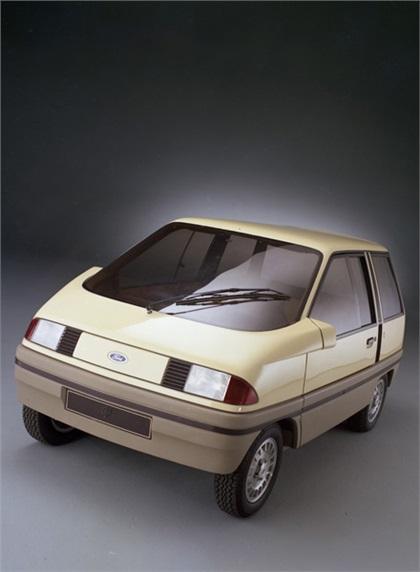 1980 Ford Pockar (Ghia)